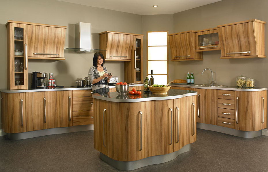 Light Tiepolo kitchen picture & Premier Duleek kitchen doors in Light Tiepolo by HOMESTYLE
