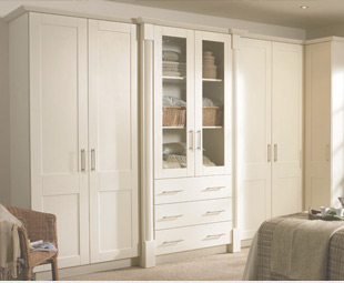 Wardrobe Door Range ... & Replacement Bedroom Wardrobe Door Designs by HOMESTYLE