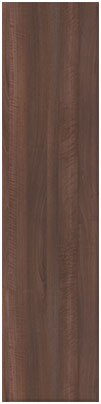 Dark Walnut finish of bedroom doors