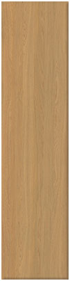 Lissa Oak finish of bedroom doors