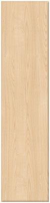 Loire Ash finish of bedroom doors