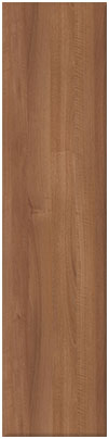 Medium Walnut finish of bedroom doors