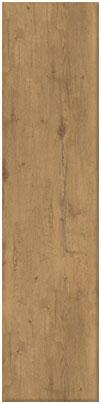 Natural Oak finish of bedroom doors