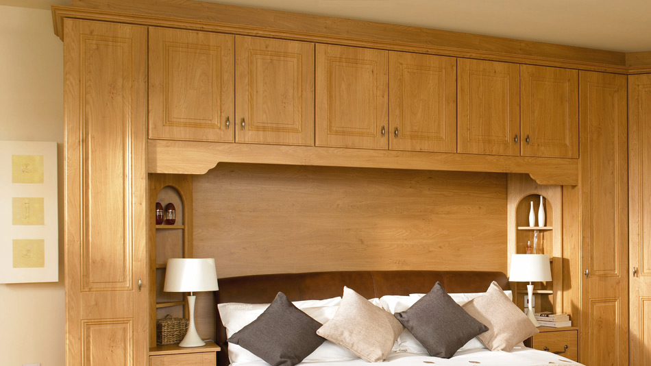 Accessories and extras to match new wardrobe doors homestyle for Bedroom cornice design