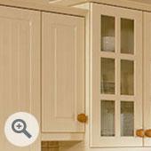 Full Georgian Kitchen Door Frame
