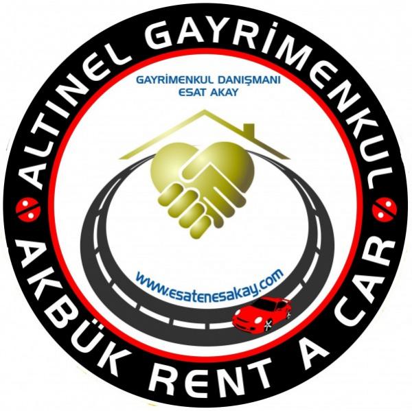 Akbük Rent a Car - Güvenli ve Kolay Araç Kiralama logomuz