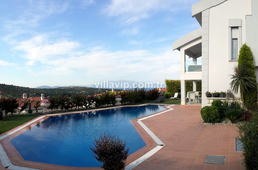 Ayayorgi Deniz  Manzaralı Muhteşem Villa görseli