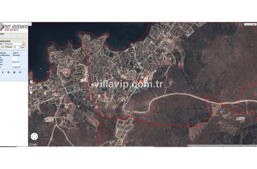 Şifne Deniz Manzaralı 3342 M2 İmarlı Arsa görseli