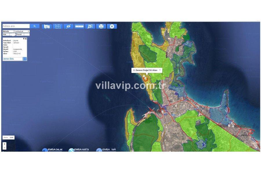 Ayasaranda Denize Sıfır  34212 M2 görseli