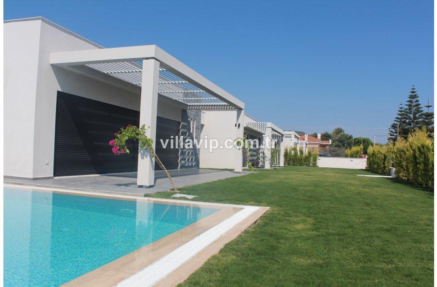Mamurbaba'da  Tek Katlı Tasarım  Villa görseli