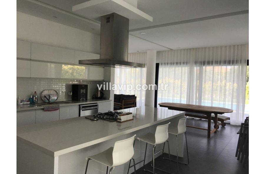 Mamurbabada Köşe Konumlu 5 Oda Modern Dizayn Villa görseli
