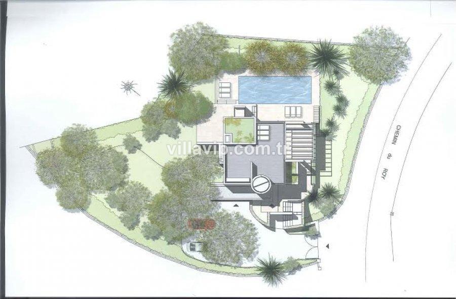 Saınt Jean Cap Ferrat'ın Batı Yakasında Geniş Villa görseli