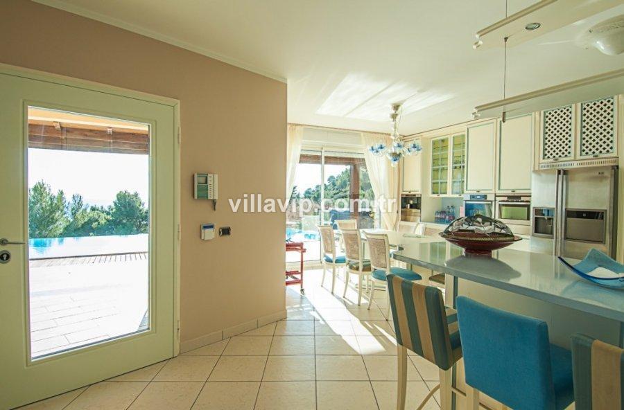 Cap D'ail'in En Güzel Kıyısında Muhteşem Manzaralı Havuzlu Villa görseli