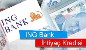 ING Bank'tan Yılın İlk İhtiyaç Kredisi Fırsatı