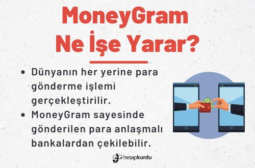 MoneyGram İnfografik