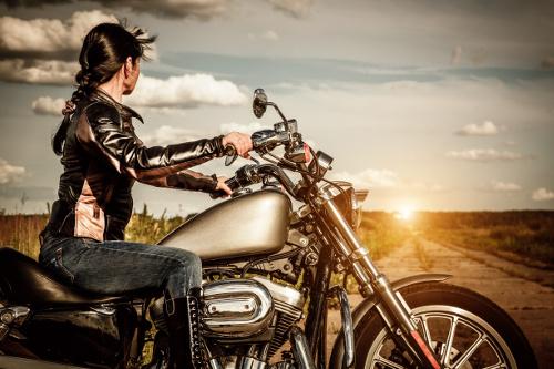 Motosiklet için Krediu