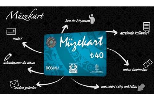 Müze Kredi Kartı Özellikleri