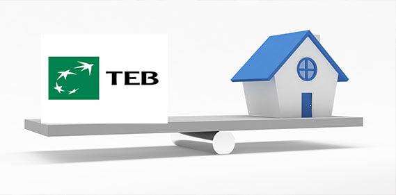 TEB'den Konut Kredisi Faiz Oranlarında İndirim