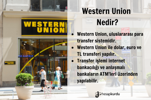Western Union İnfografik