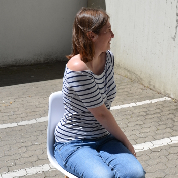 Rückenübung Wirbelsäule mobilisieren