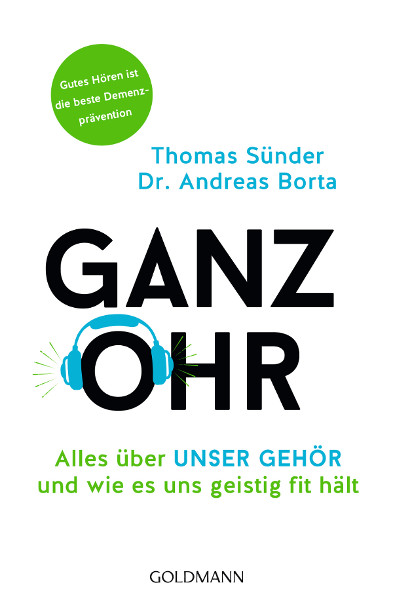 Cover Sachnbuch Ganz Ohr Thomas Sünder Dr. Andreas Borta
