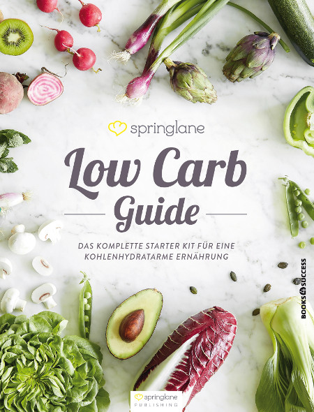 Cover Low Carb Guide Springlane books4sucess