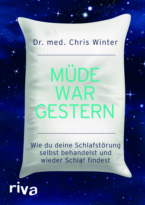 Buchcover Dr. med. Chris Winter