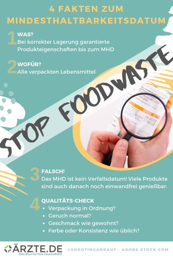 Stop Foodwaste ÄRZTE.DE