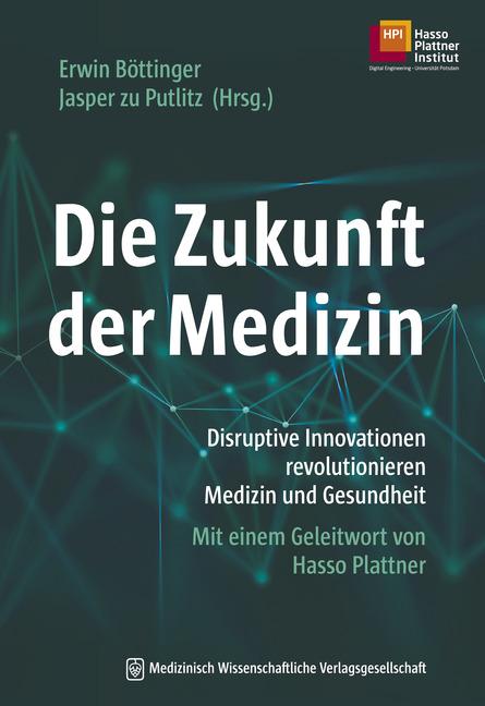 Cover Die Zukunft der Medizin