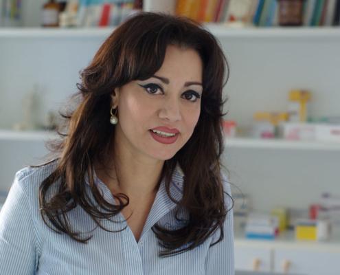 Profilbild Dr. Naima Abendroth Hanau