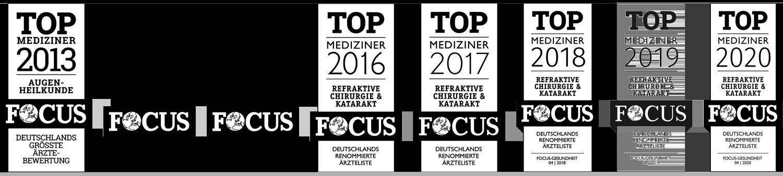 Dr. Breyer Düsseldorf Focus Top-Ediziner