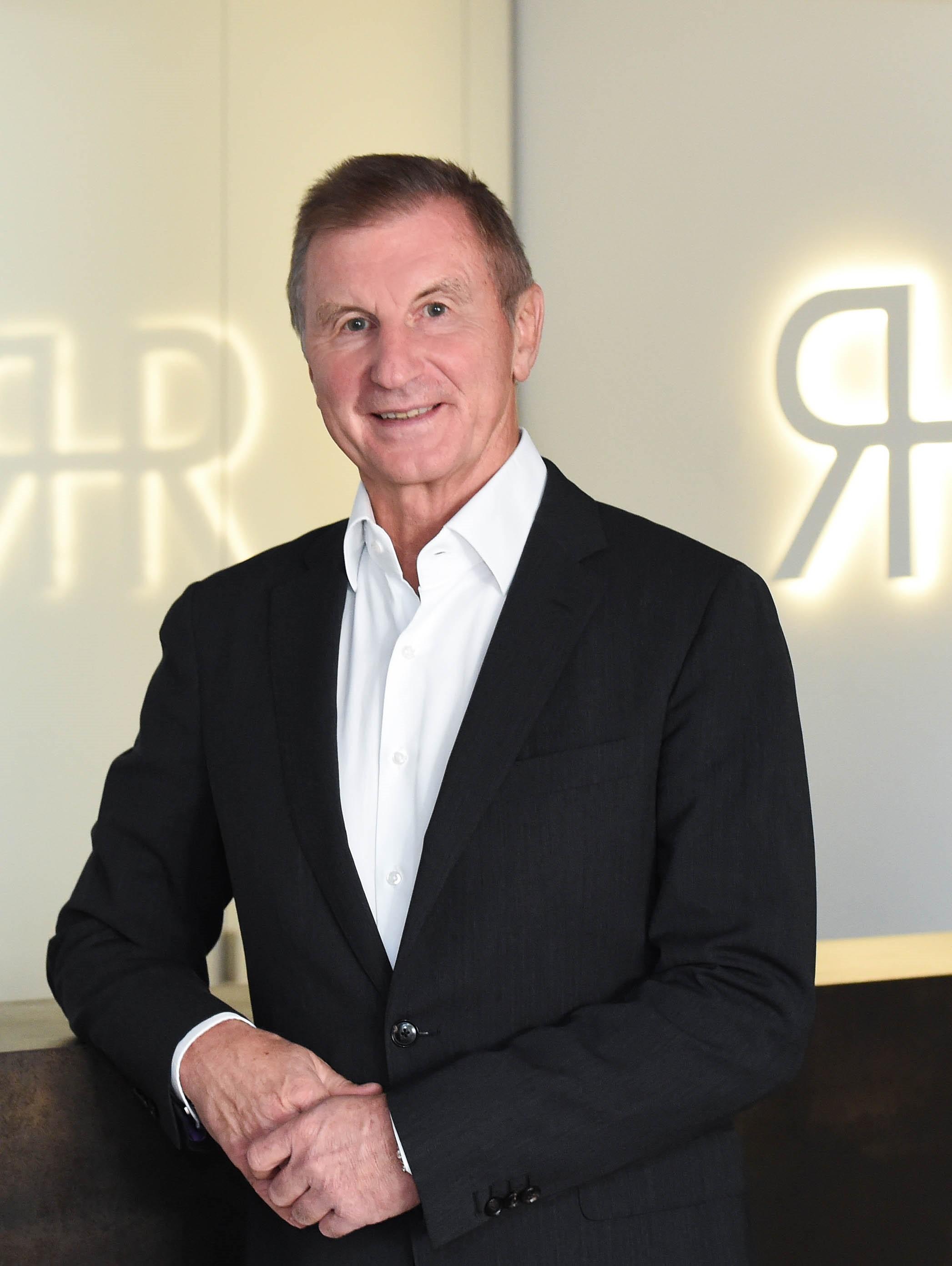 Augenarzt Dr. med. Gerhard Rohrbach Hauck-Rohrbach Augencentren Düsseldorf