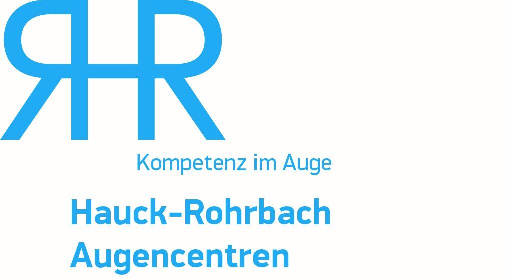 Logo Hauck-Rohrbach Augencentren Düsseldorf