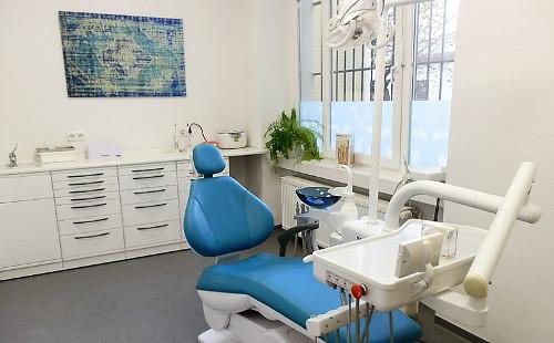 Behandlung Praxis Dr. Bloching