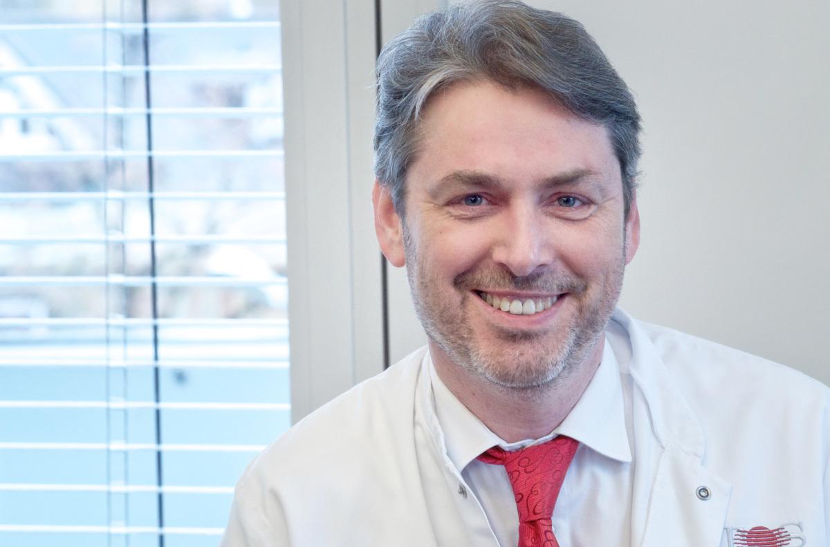 Facharzt für Allgemeinmedizin München Dr. Gregor Blome