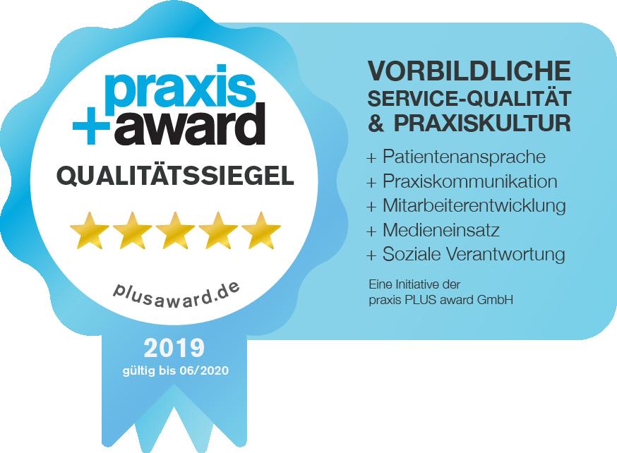 Dr. Ivo Breitenbacher Böblingen praxisplus Award