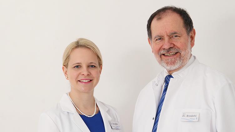Dr. Dieter Brodehl und Dr. Eva Brodehl Augenarzt Darmstadt