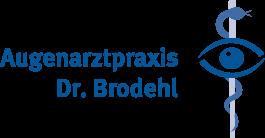 Logo Augenarzt Dr. Brodehl Darmstadt