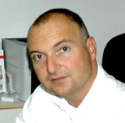 Portrait Dr med Hans Eric Castenholz Orthopäde Frankfurt am Main