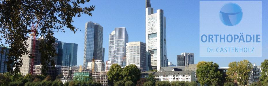 Skyline Frankfurt am Main Orthopäde Carstenholz