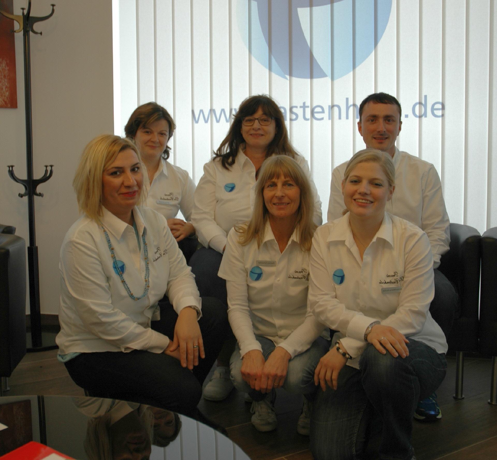 Teambild Dr. Castenholz Orthopäde Frankfurt am Main