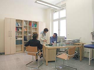 Beratungsgespräch Dr. Juraj Galan Hausarzt Mainz