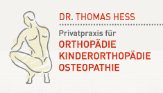 Praxislogo Dr. Thomas Hess Bad Homburg
