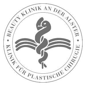 Praxislogo Beauty Klinik an der Alster