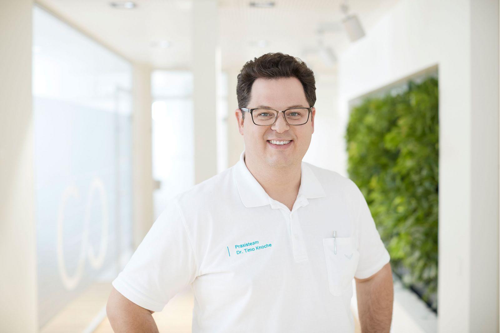 Zahnarzt Dr. med. dent. Time Knoche Zahnarztpraxis confident Esslingen