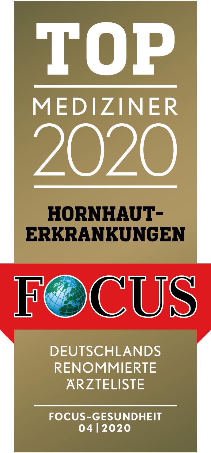 Auszeichnung Focus Augenklinik am Wittenbergplatz Berlin