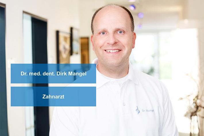Dr. med. dent. Dirk Mangeö
