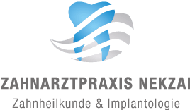 Logo Praxis M. Mattin Nekzai Zahnarzt Hamburg