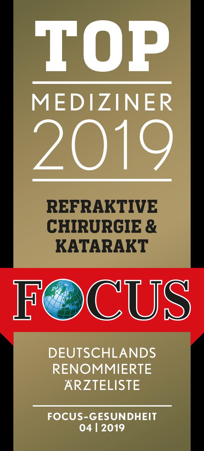 Ober Scharrer Gruppe FOCUS Auszeichnung 2019