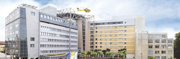 St. Antonius Hospital Klinikgebäude